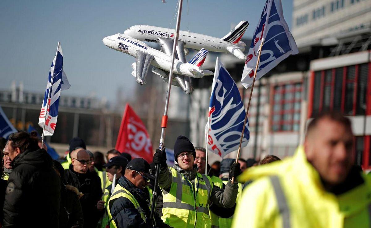 Štrajk u Air France-u se nastavlja