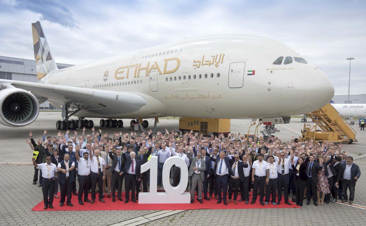 Reuters: Etihad Airways bi mogao da otkaže nabavku aviona