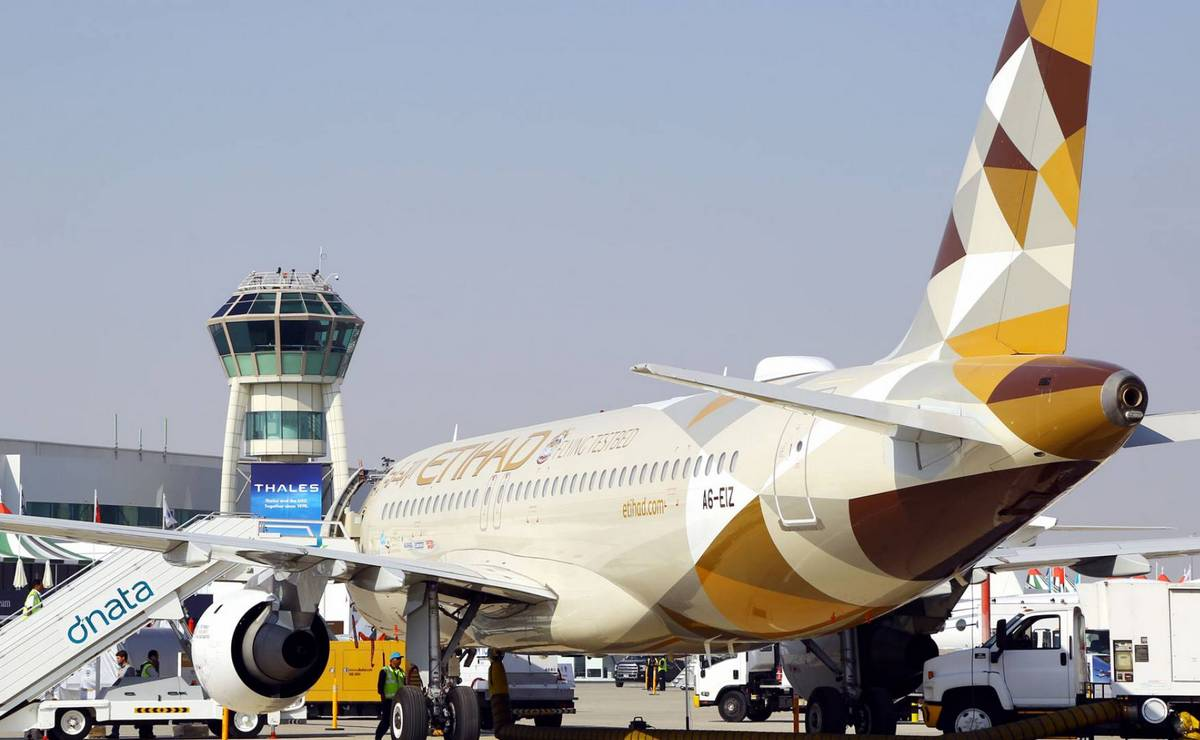 Etihad Airways uvodi drugi dnevni let do Beograda oko Nove godine