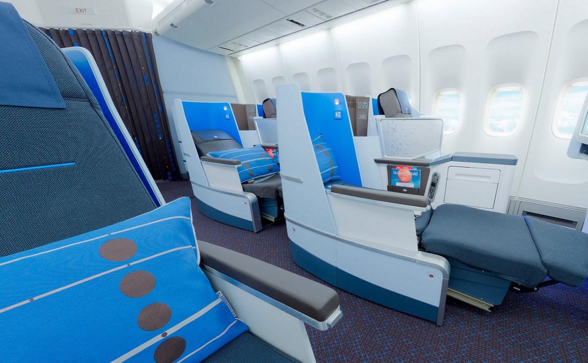 KLM: Promocija u biznis klasi
