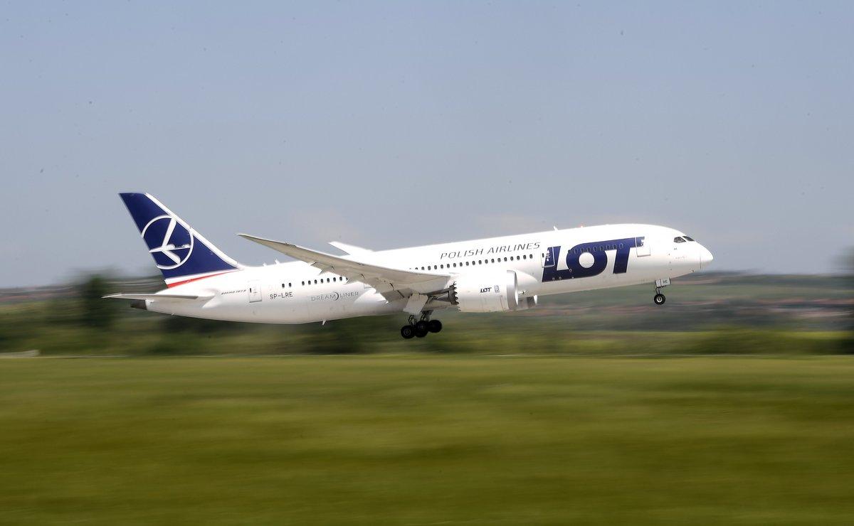 LOT povećava broj letova do Severne Amerike