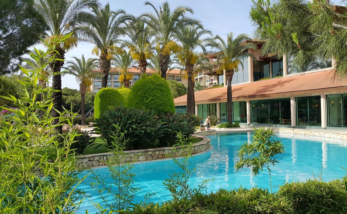 IC Green Palace Antalija – odmor u rajskom vrtu