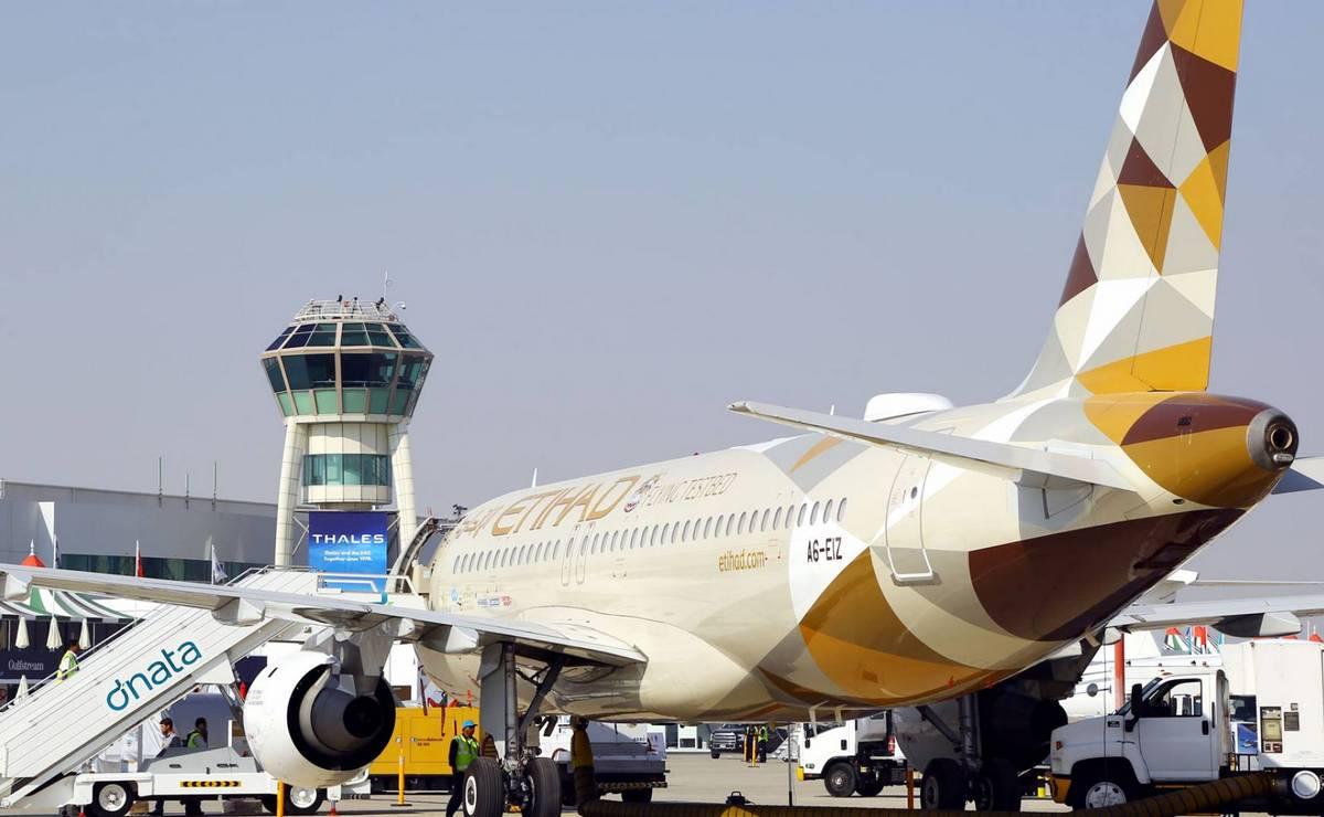 Gubitak Etihad Airways-a u 2017. milijardu i po dolara