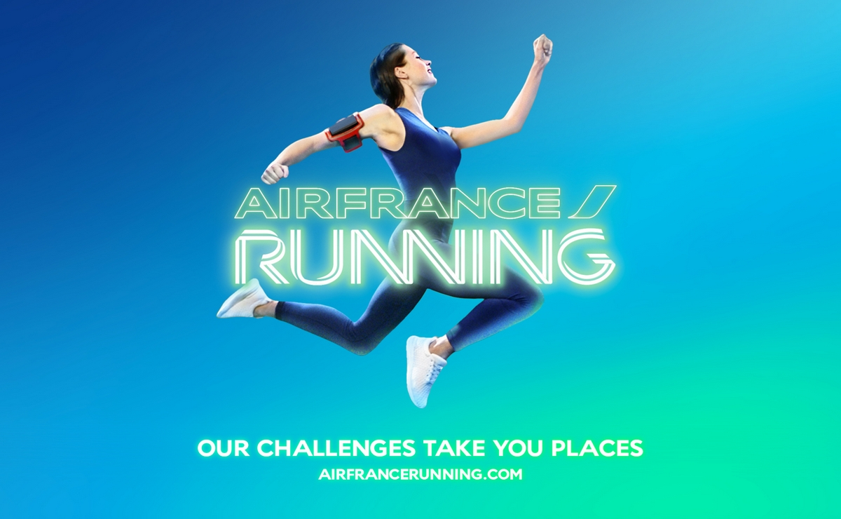 Air France Running – nova stranica za ljubitelje trčanja