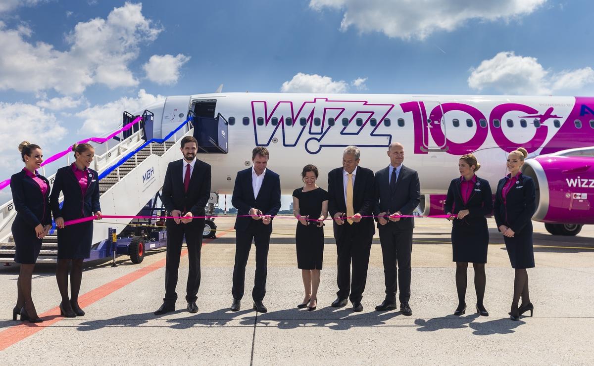 Wizz Air proslavio dolazak stotog aviona u svoju mladu flotu