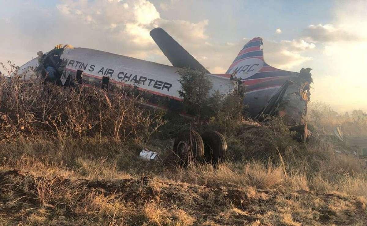 Srušio se istorijski avion koji se spremao za odlazak u muzej