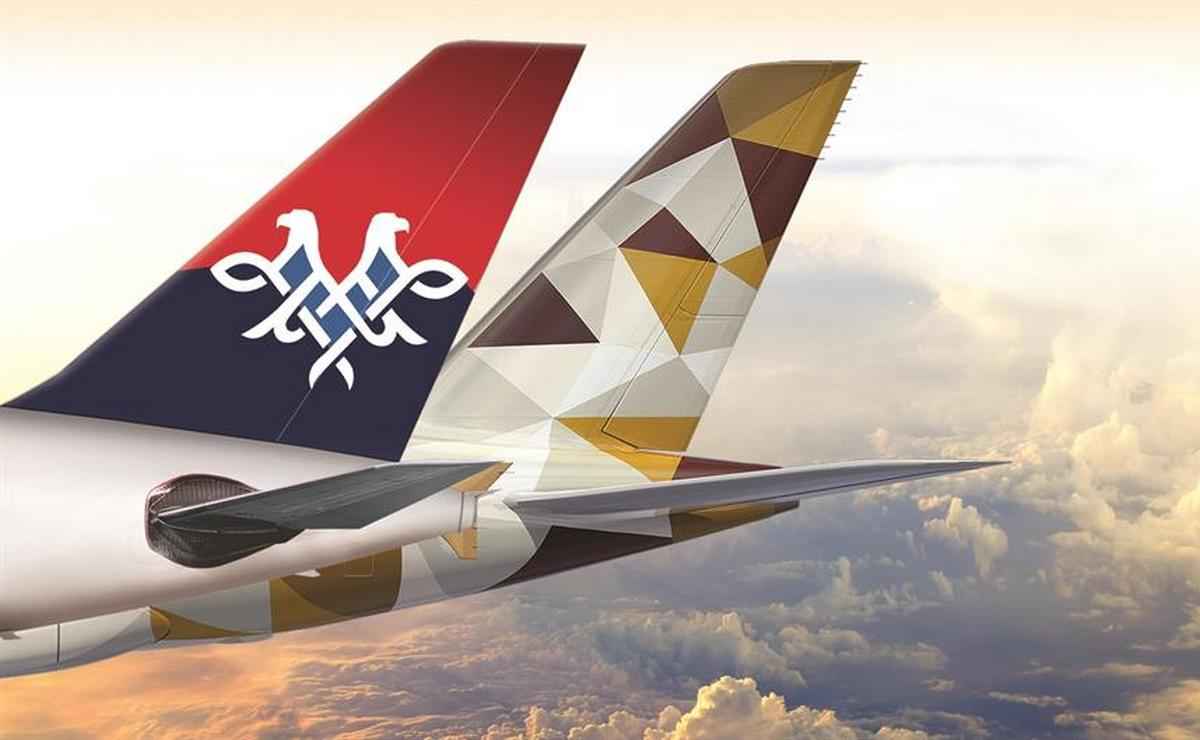 Etihad Airways ostaje u Air Serbiji