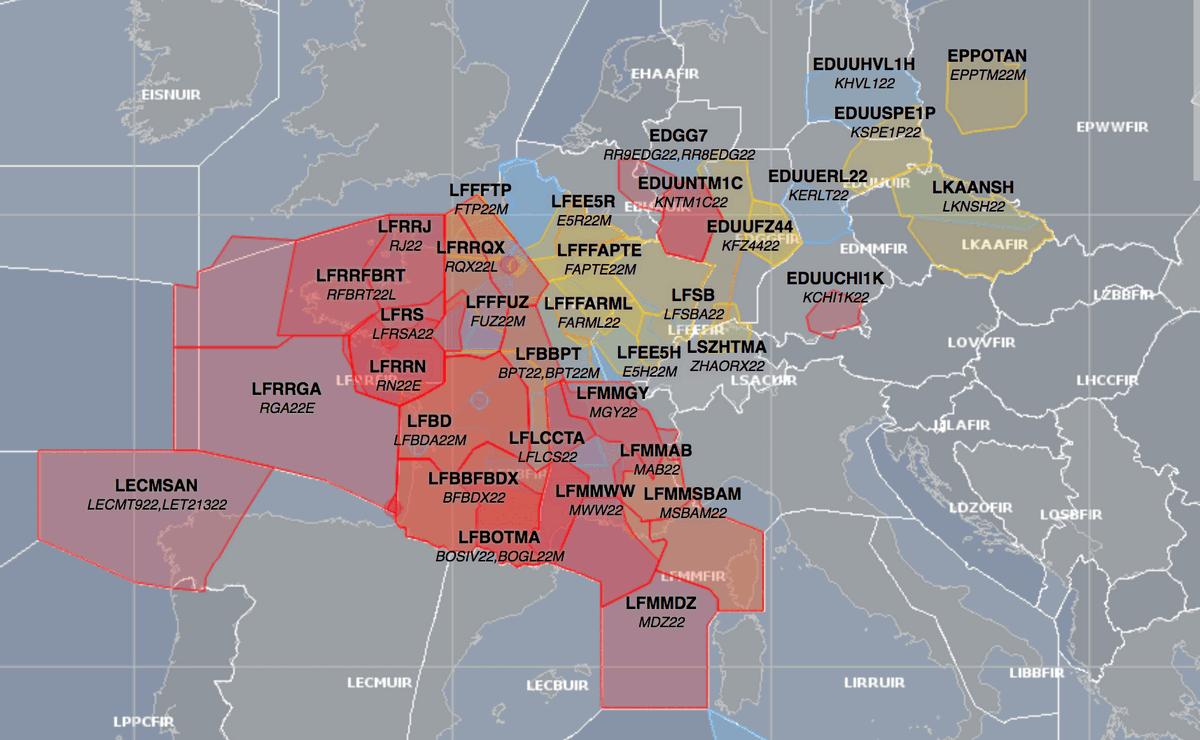 Najveće evropske aviokompanije uputile žalbu EK protiv Francuske