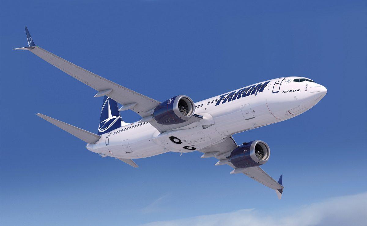 TAROM kupuje pet aviona Boieng 737 MAX 8
