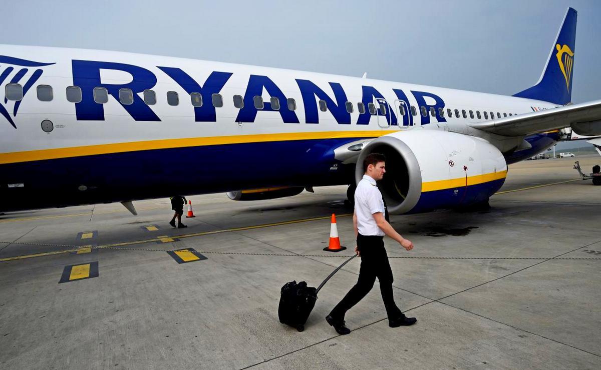 Ryanair otkazima odgovara na štrajk
