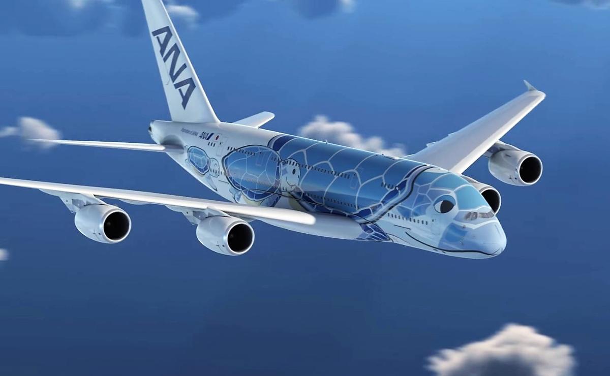 ANA uskoro dobija svoj prvi A380