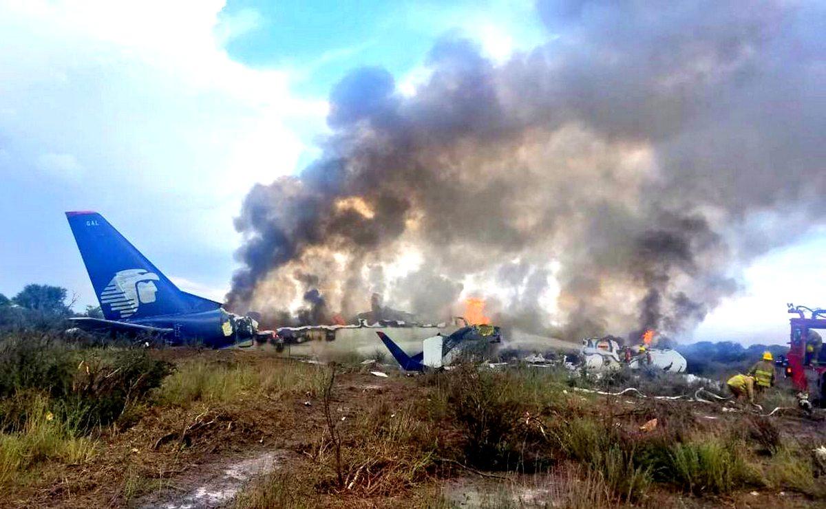Bez poginulih u padu aviona Embraer kompanije Aeromexico