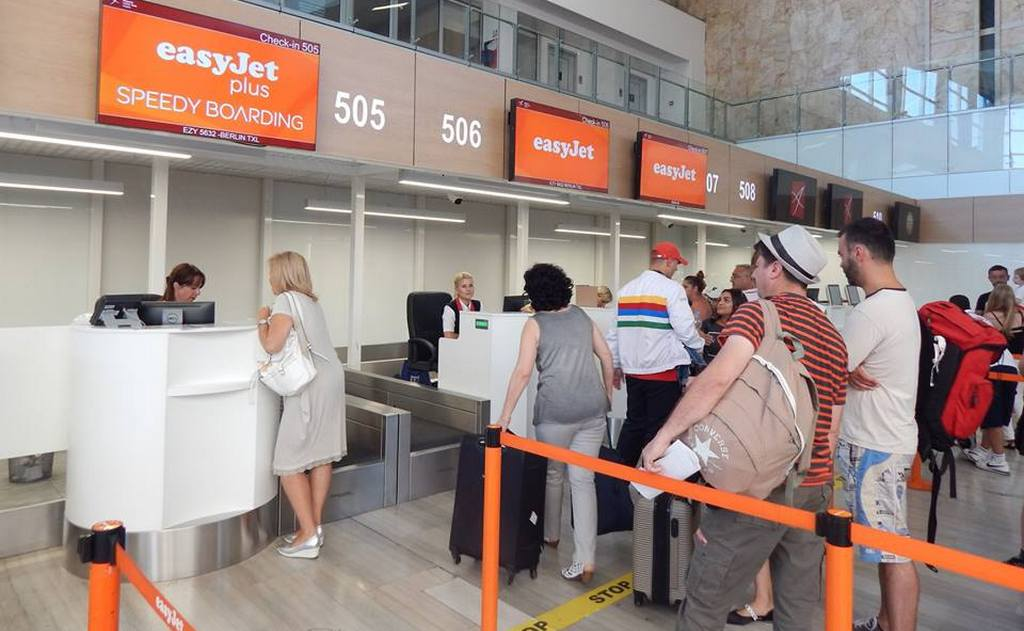 easyJet poleteo iz Beograda do Berlina
