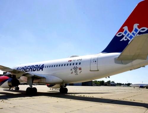 Avion aviokompanije Air Serbia prinudno sleteo na Kipar