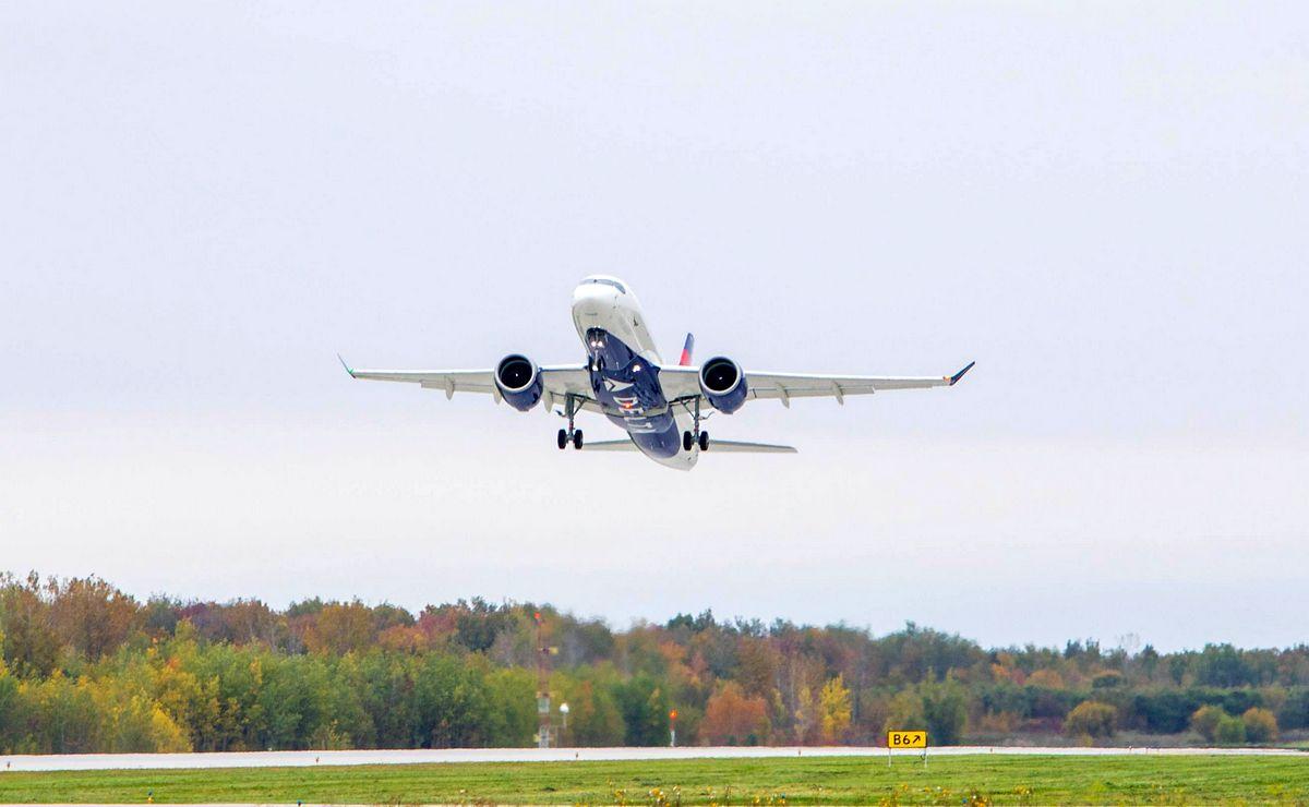 Delta Air Lines očekuje svoj prvi A220-100