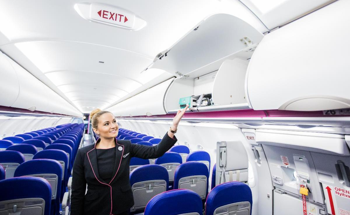 Wizz Air uvodi nova pravila za prevoz ručnog prtljaga