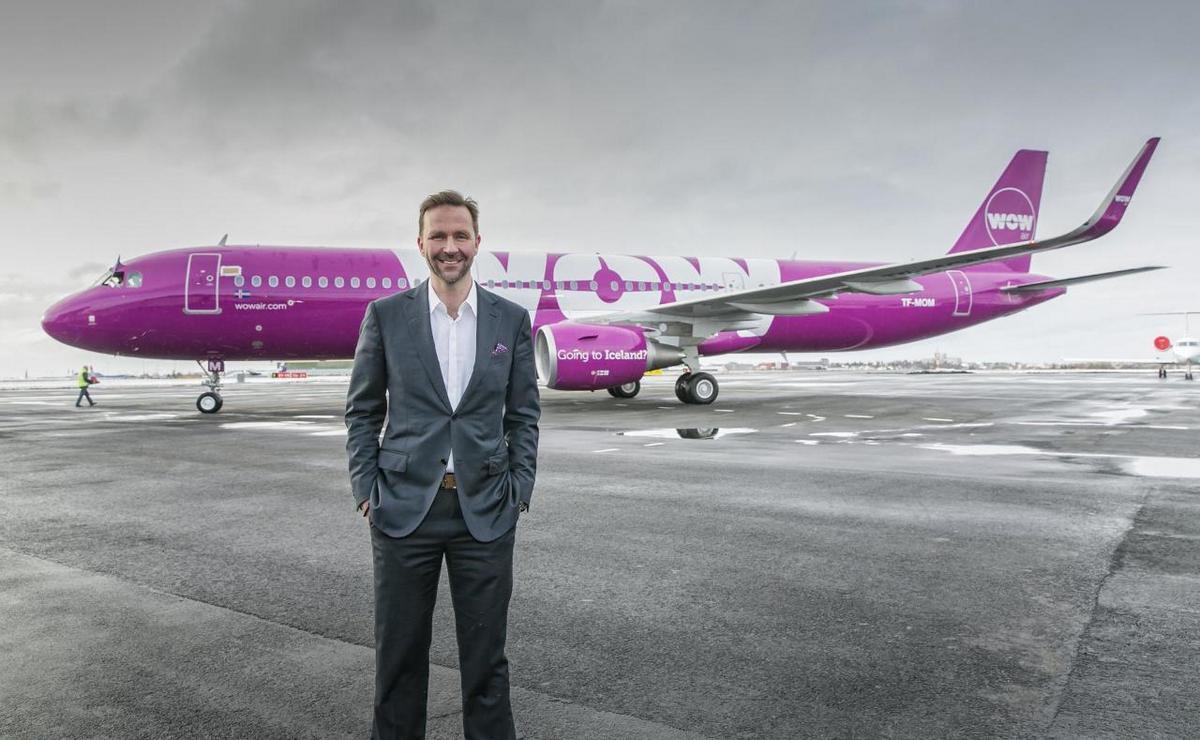 Icelandair preuzima Wow Air