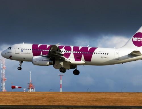 Kraj za islandski WOW Air