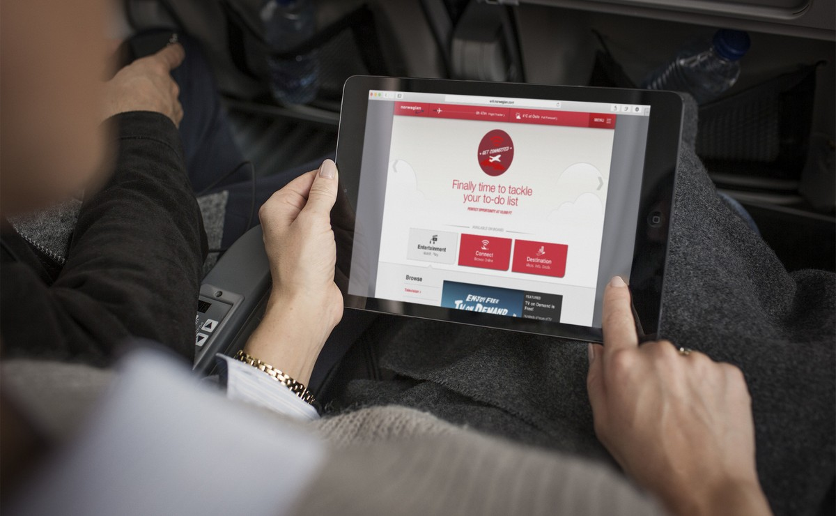 Norwegian uvodi besplatan Wi-Fi na dugim letovima