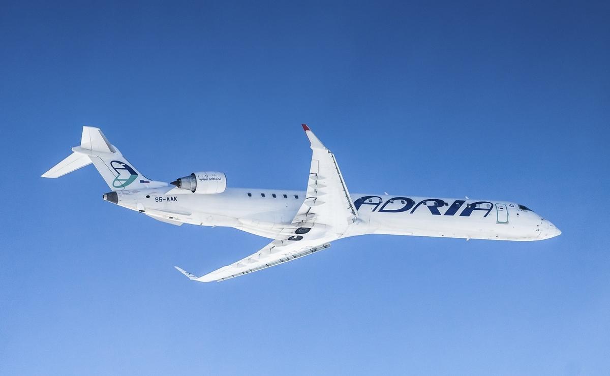 Austrian uzima u najam dva aviona od Adria Airways-a