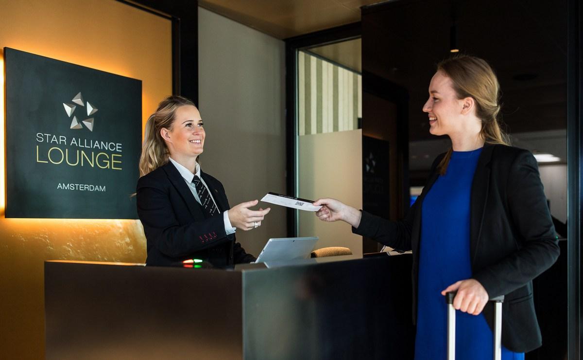Star Alliance otvorila novi salon na amsterdamskom aerodromu