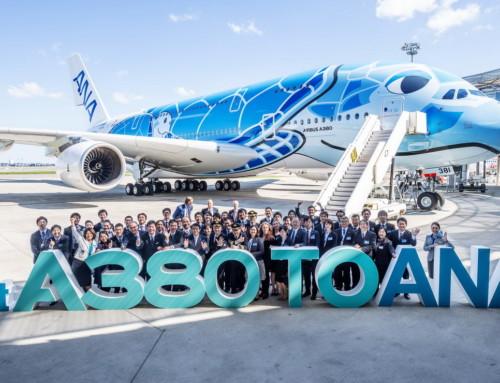 ANA preuzela prvi od dva A380
