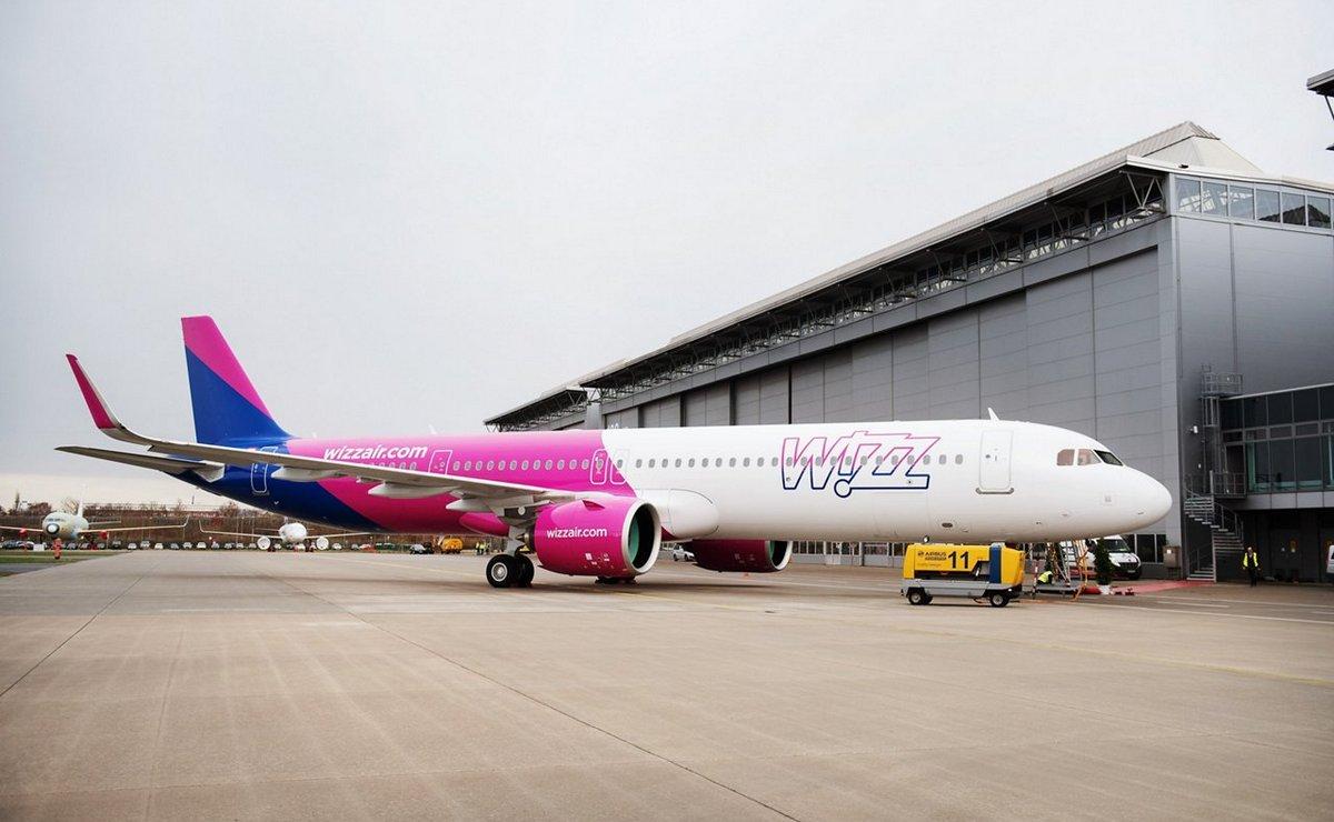 Aviokompaniji Wizz Air isporučen prvi Airbus A321neo