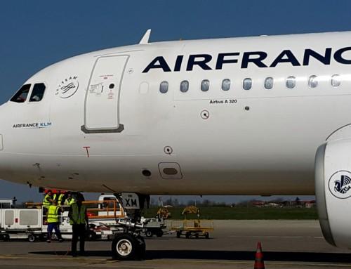Air France se vratio u Beograd