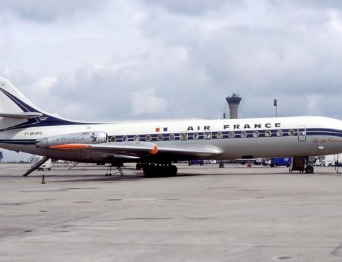 Avio linija stara skoro čitav vek