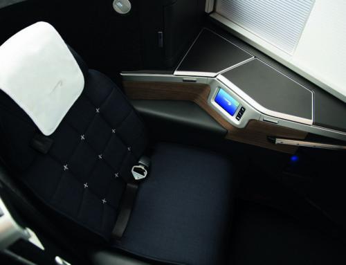 Nova Club Suite klasa British Airways-a