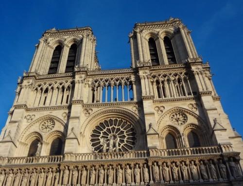 Air France-KLM pomaže obnovu katedrale Notr Dam