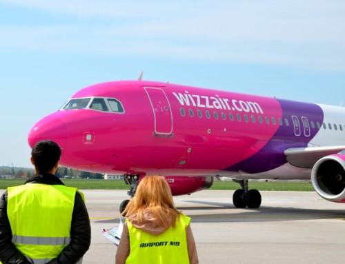 Wizz Air ponovo uveo liniju od Niša do Malmea