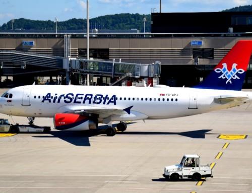 Avion Air Serbije zbog kvara danima stoji na aerodromu u Berlinu