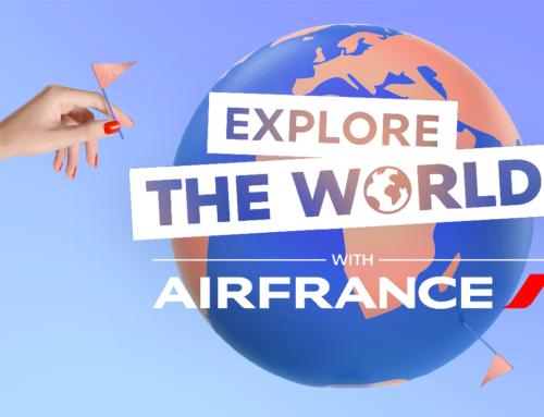 Air France vas poziva da otkrijete svet