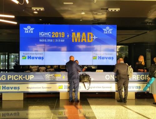 IGHC 2019 Madrid: Zemaljsko opsluživanje zahteva inovacije
