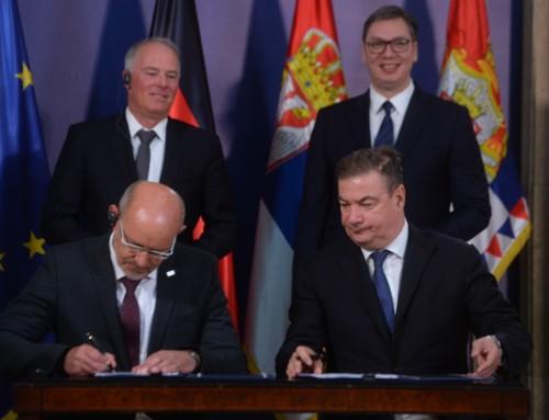 MTU u Srbiji planira servisni centar za održavanje i popravku avionskih motora