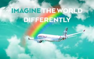 Air Italy inkluzija rodna neutralnost