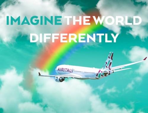 Air Italy je prva rodno neutralna avio kompanija