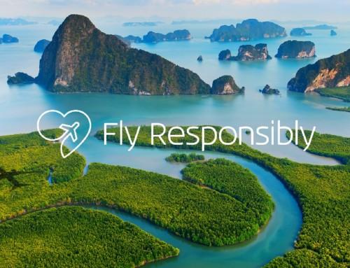 KLM – Stogodišnji pionir avijacije pokreće program Fly Responsibly