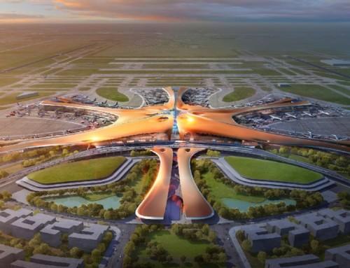 Završena izgradnja spektakularnog novog aerodroma u Pekingu
