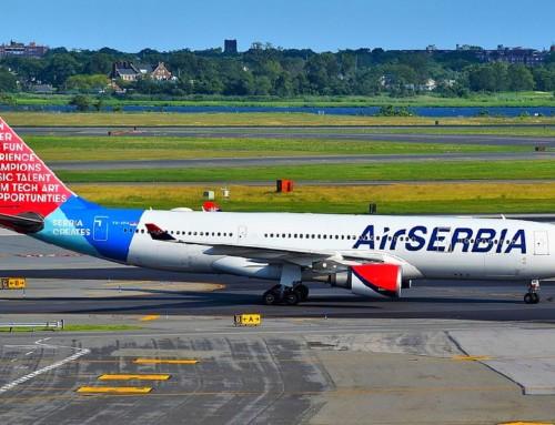 Air Serbia prevozi Amerikance za Los Anđeles