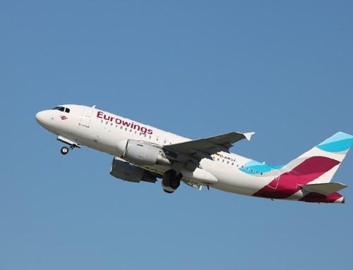 Osam osoba povređeno na letu Eurowings-a zbog jakih turbulencija