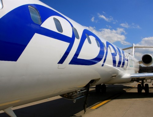 Oki Air zainteresovan za brend Adria Airways
