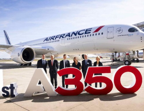 Air France primio svoj prvi A350 XWB