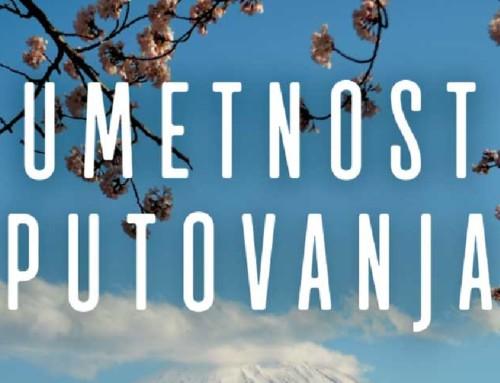 Umetnost putovanja – nova knjiga putopisa Ivane Dukčević