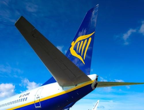 Ryanair uvodi letove od Niša do Krfa