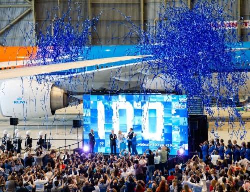 KLM slavi vek postojanja