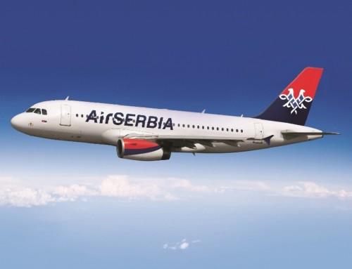 Avion Air Serbije poleteo ka Parizu po državljane Srbije koji su tamo danima