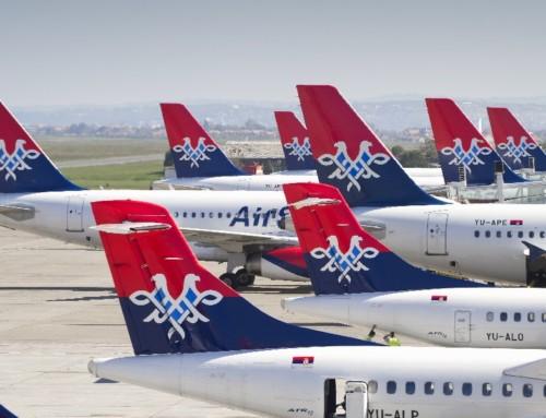 Šesti rođendan Air Serbije uz promotivne cene avio karata