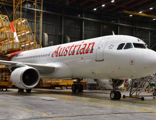 Prvi od deset novih A320 aviona za Austrian